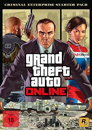 Grand Theft Auto V: Criminal Enterprise Starter Pack