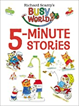 Richard Scarry's 5-Minute Stories