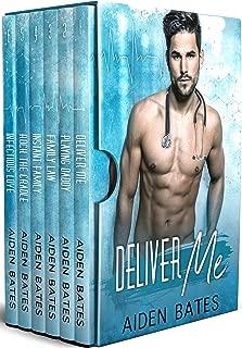 Deliver Me: An Mpreg Romance Bundle (Silver Oaks Medical Center)