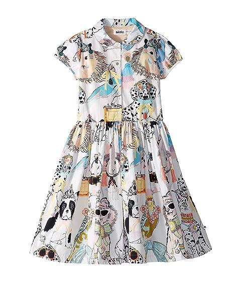 Molo Cybil Dress (Little Kids/Big Kids)