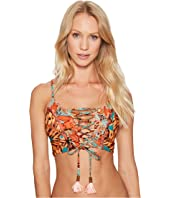 Maaji - Boogie Fever Fashion Top w/o Soft Cups