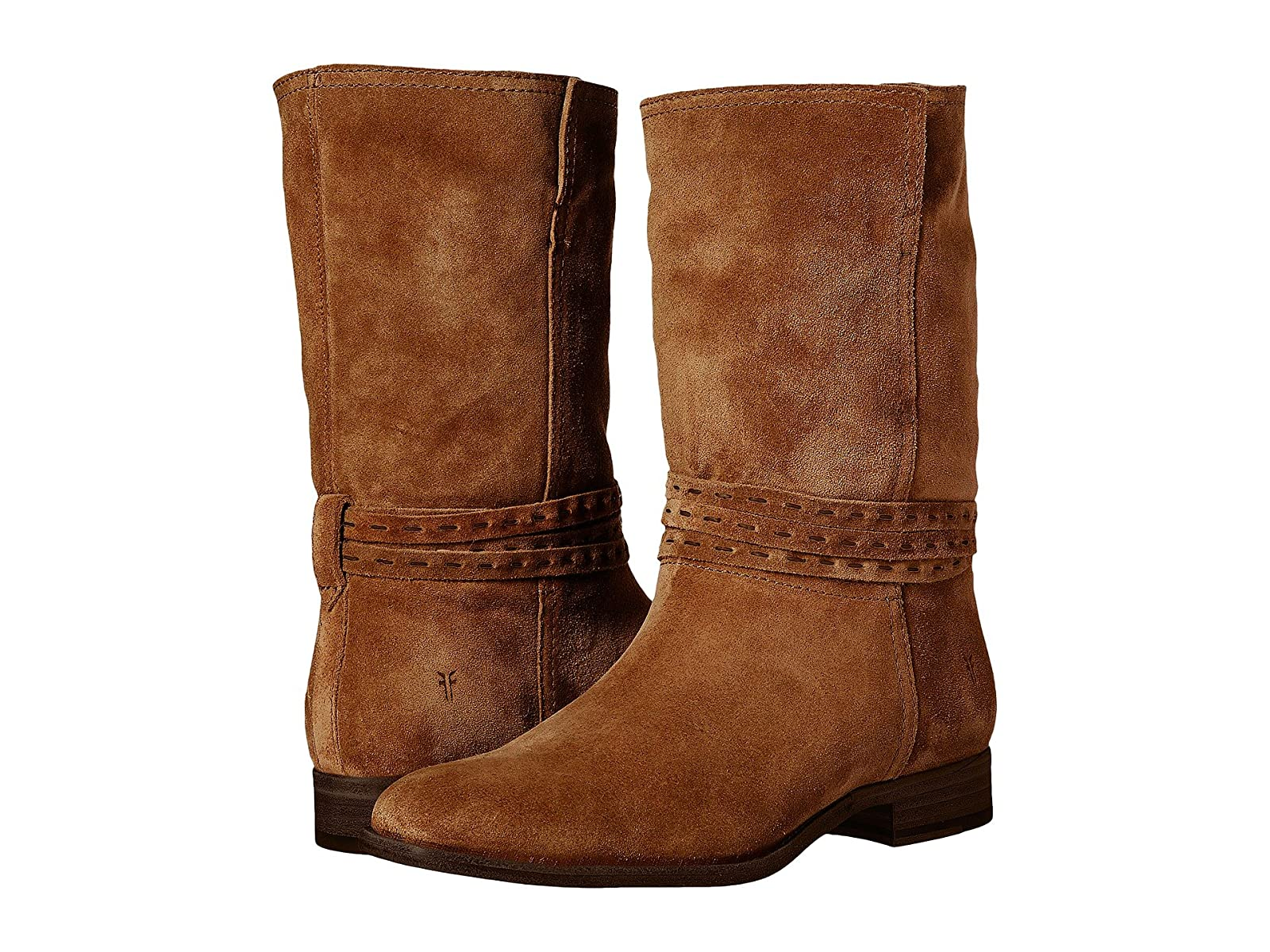 Frye Cara Pickstitch MidCheap and distinctive eye-catching shoes