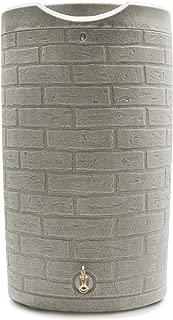 Good Ideas IMP-D50-SAN Impressions Downton Rain Saver Rain Barrel, 50 Gallon, Sandstone