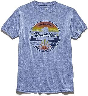 Flag & Anthem x Dierks Bentley - Snow Heather Vintage Style Graphic Tee Shirt