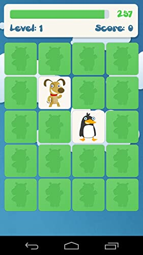 Tiere Memory-Spiel für Kinder - 4