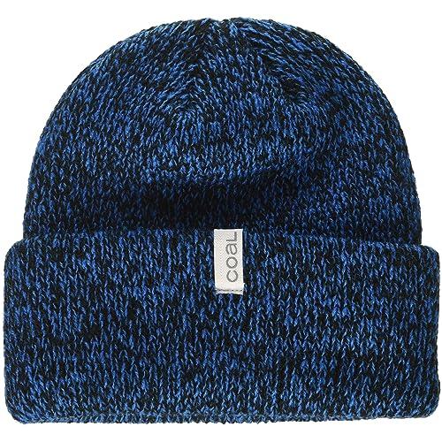 da20629ca44 Coal Men s The Frena Fine Knit Beanie Hat