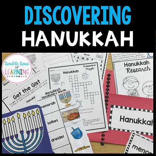 Discovering Hanukkah research unit