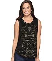 Tasha Polizzi - Star Dust Tank Top