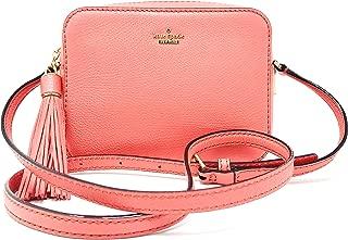 Kate Spade New York Women's Kingston Drive – Arla Leather Crossbody Bag