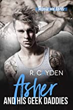 Asher and His Geek Daddies (Rebels and Nerds Book 4) (English Edition)