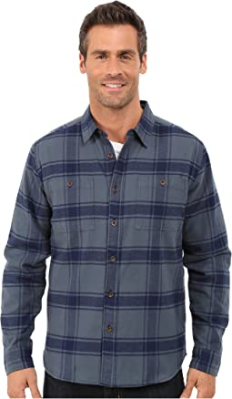 Sierra Long Sleeve Woven Shirt