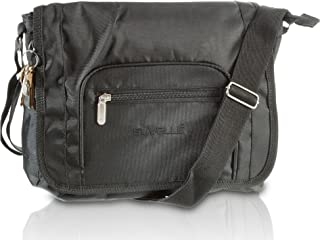 Crossbody Bags for Women Flapper Nylon Lightweight Travel Purse Multi Pocket Shoulder Bag Handbags