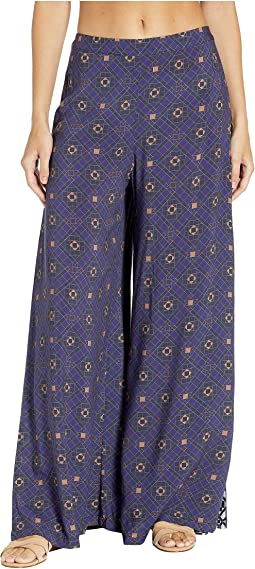 Enchant Wide Leg Pants Cover-Up