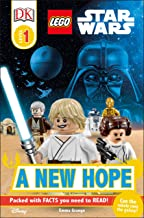 DK Readers L1: LEGO Star Wars: A New Hope (DK Readers Level 1)