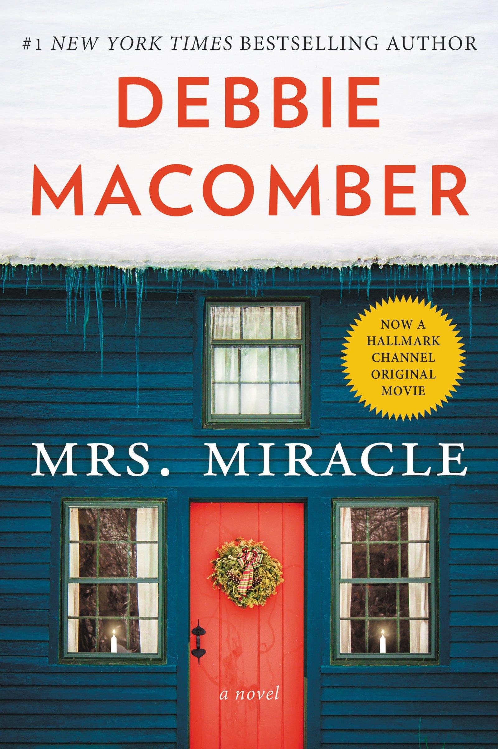 Mrs. Miracle: A Novel (Angels Book 4)