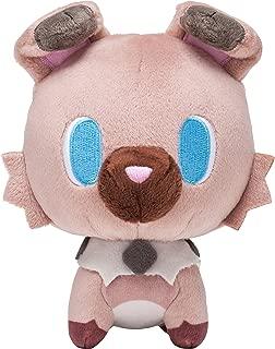 Pokemon Center Original Plush Stuffed Doll Rockruff 5 1/2 Inch