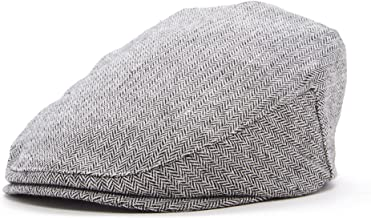 Born to Love Flat Scally Cap Boy's Tweed Page Boy Newsboy Baby Kids Driver Cap Hat