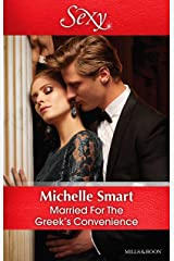 Married For The Greek's Convenience (Brides for Billionaires Book 4) Kindle Edition