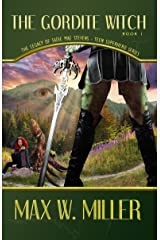 The Gordite Witch: Book 1 in The Legacy of Sadie Mae Stevens Series - Teen Superhero Kindle Edition