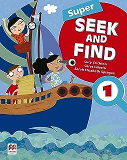 Super Seek and Find Student's Book & Digital Pack (Volume 1)
