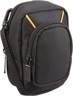 (Renewed) AmazonBasics Large Point and Shoot Camera Case (Black)