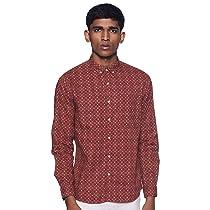 [Size M, L] Diverse Men's Slim Casual Shirt