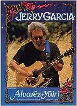 Alvarez Yairi Guitars - Jerry Garcia of The Grateful Dead - 1990 Print Advertisement