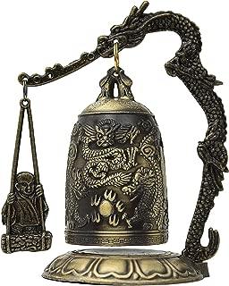 Oriental Furniture Dragon Gong