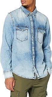 Calvin Klein Jeans Men's Modern Western Shirt