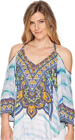 Hale Bob - The Great Escape Lightweight Woven Top