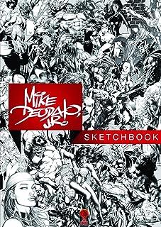 mike deodato sketchbook