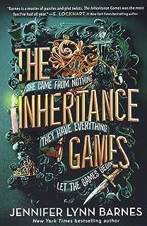 The Inheritance Games (The Inheritance Games, 1)