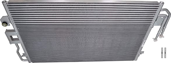 APDTY 3782 AC Air Conditioning Condenser With AT Automatic Transmission Fluid Oil Cooler Fits 2009-2012 Ford Escape 2009-2011 Mercury Mariner 2009-2010 Mazda Tribute (Replaces 9L8Z-19712-A, YJ519)