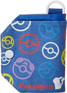 [ポケットモンスター] マスクケース 抗菌防臭マスクケース(キッズ・小さめサイズ用) KPK-1301 ブルー