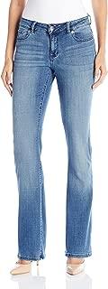 Lee Women's Modern Series Curvy Fit Naomi Bootcut Jean, Soar, 10 Short