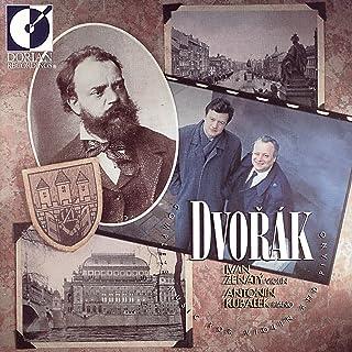 Dvorak, A.: 4 Romantic Pieces, Op. 75 / Violin Sonata, Op. 57 / Violin Sonatina, Op. 100 / Ballade, Op. 51 / Mazurek, Op. 49