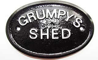 Best grumpy's shed sign Reviews