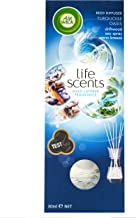 Airwick Life Scents Reed Oil Diffuser, Turqoise Oasis, 30ml