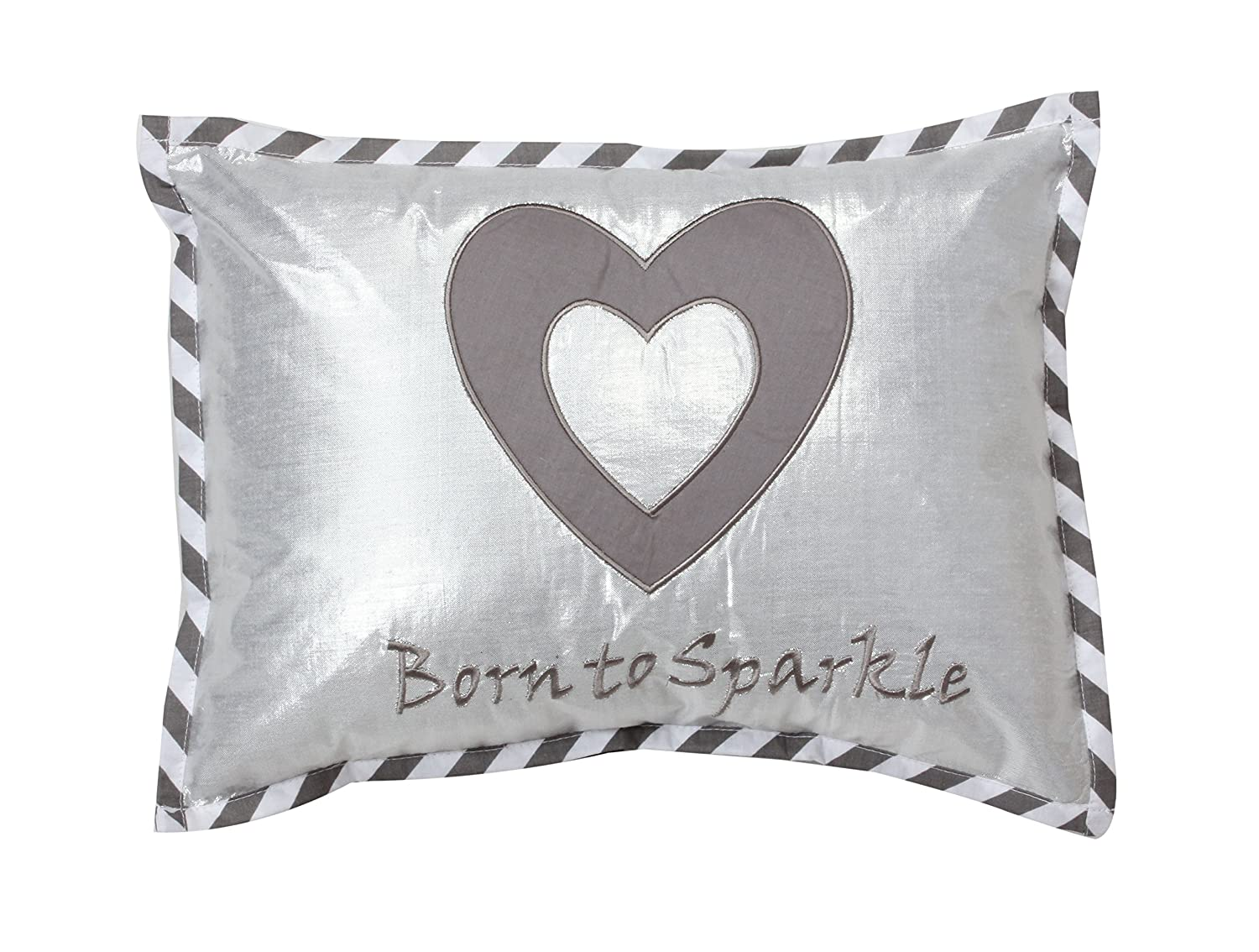 Bacati Love Dec Pillow Seattle Mall Ranking TOP13 Cover 12