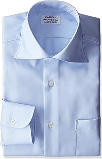 (フェアファクス) FAIRFAX(フェアファクス) 形態安定加工ツイルワイドカラーシャツ 7153