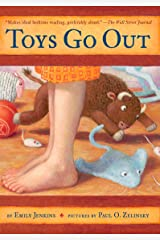 Toys Go Out: Being the Adventures of a Knowledgeable Stingray, a Toughy Little Buffalo, and Someone Called Plastic Kindle Edition