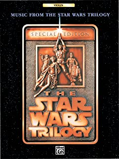 Music from the Star Wars® Trilogy: Special Edition for Violin