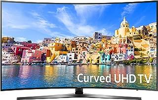Samsung UN55KU7500 Curved 55-Inch 4K Ultra HD Smart LED TV (2016 Model)