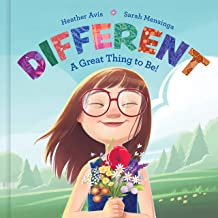 Different--A Great Thing to Be!
