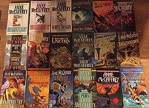 Dragonriders of Pern Series Set by Anne McCaffrey 18 Book Set