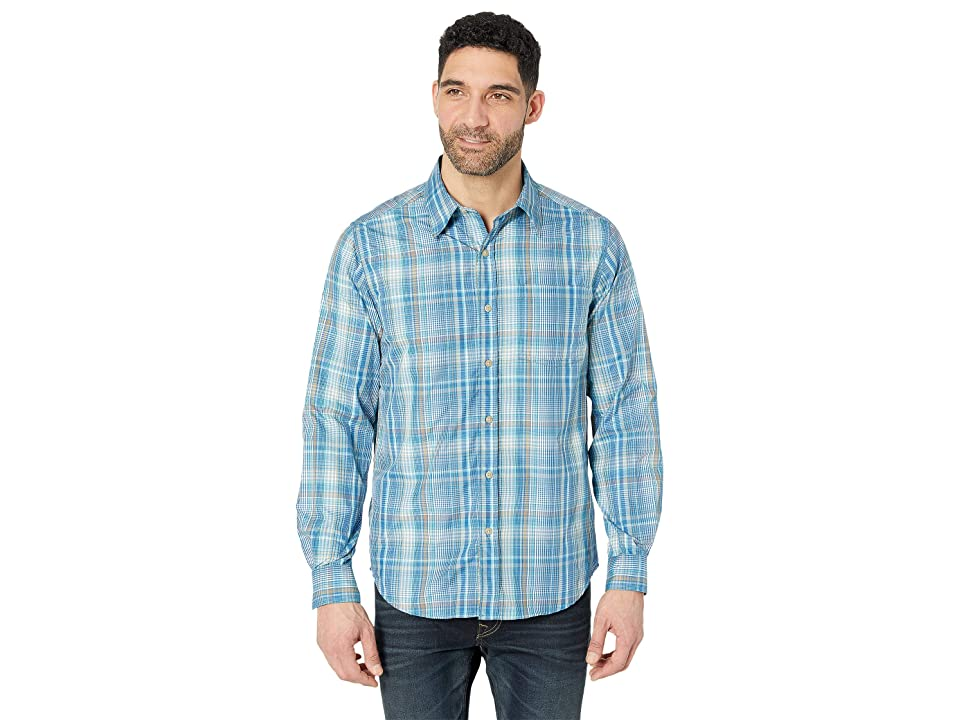 ExOfficio BugsAway(r) Covas Long Sleeve Shirt (Maui) Men