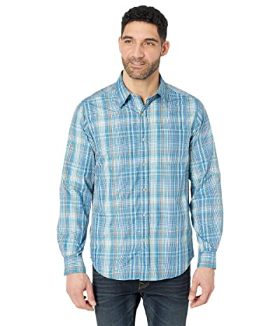 ExOfficio BugsAway(r) Covas Long Sleeve Shirt (Maui) Men