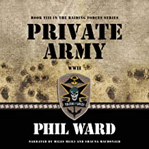 Private Army: Raiding Forces, Volume 8