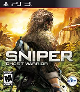 Sniper: Ghost Warrior (輸入版) - PS3