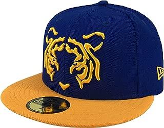 New Era 59Fifty Hat Tigres De Monterrey Soccer Club Mexican League Fitted Cap (6 7/8)